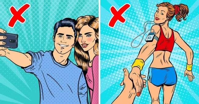 10вещей, которые мудрый человек никогда несделает ради своего партнера