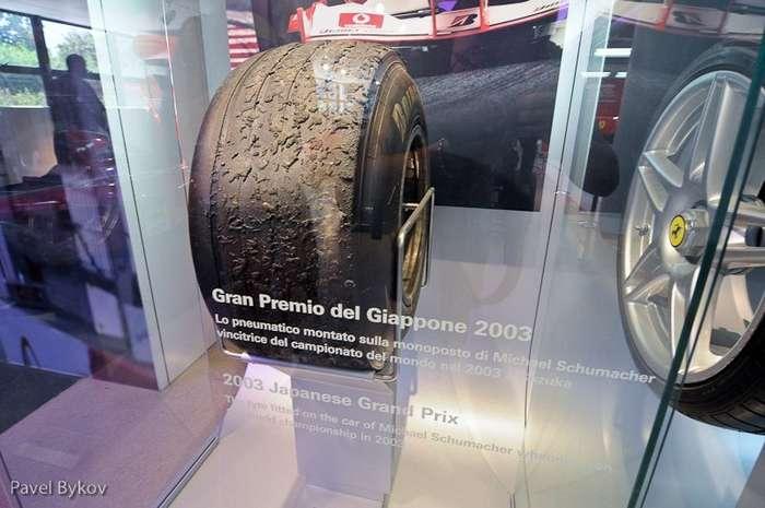 Экскурсия в музей Ferrari в Италии