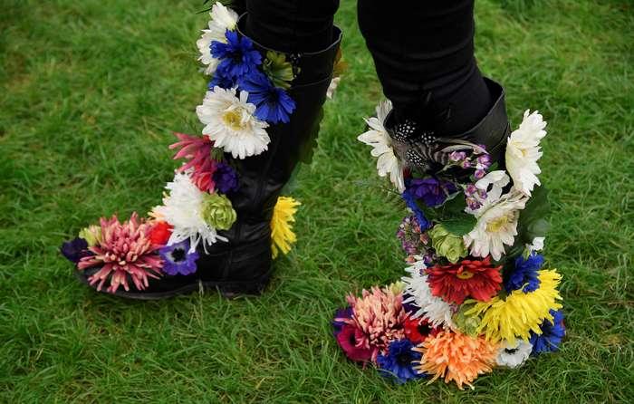 Как прошла крупнейшая европейская цветочная выставка The RHS Chelsea Flower Show 2018