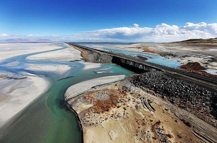 Какие водоемы в скором будущем могут превратиться в пустыню