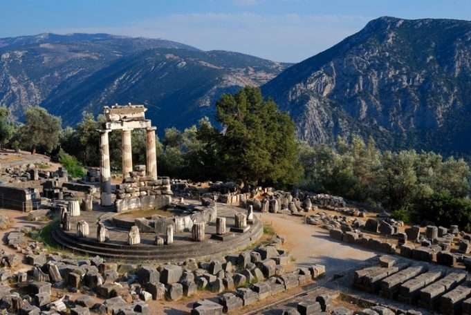 16 причин для путешествия по Греции