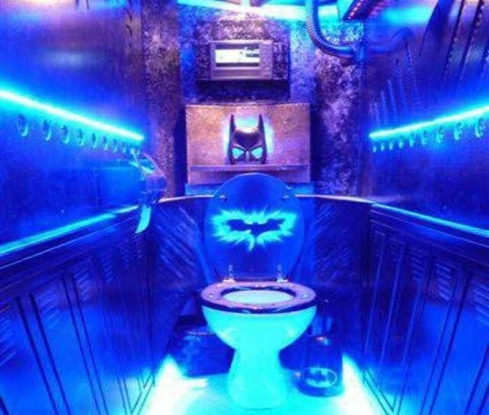 8 туалетов, в которые чаще ходят не -по делу-, а для поднятия настроения