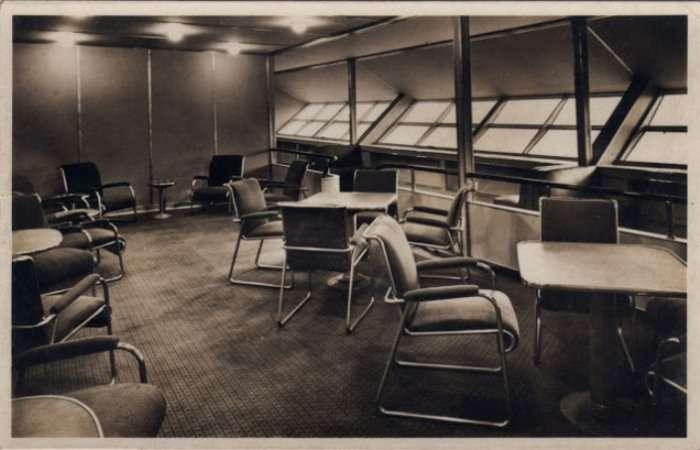 Внутри -Гинденбурга-, или Какими были воздушные путешествия в 30-е годы XX века