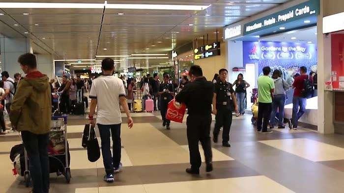 В аэропортах появилась новая схема -развода-, которой стоит остерегаться всем туристам