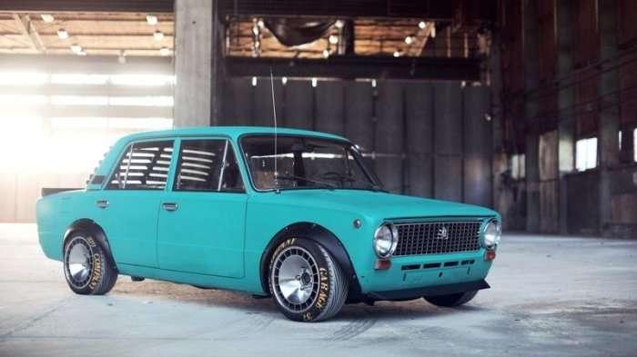 7 примеров тюнинга советских автомобилей, который помог превратить их во что-то новое