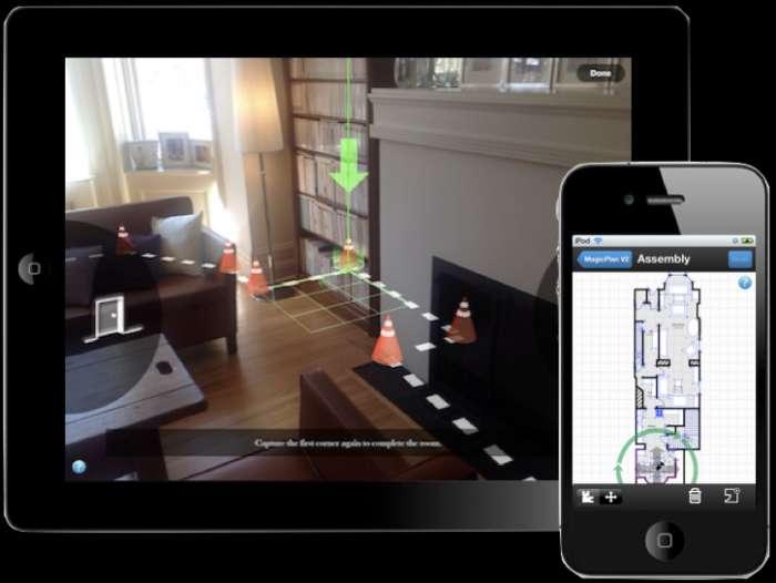 7 приложений для смартфона, которые в мгновение ока переставят мебель, выберут цвет стен или сделают перепланировку