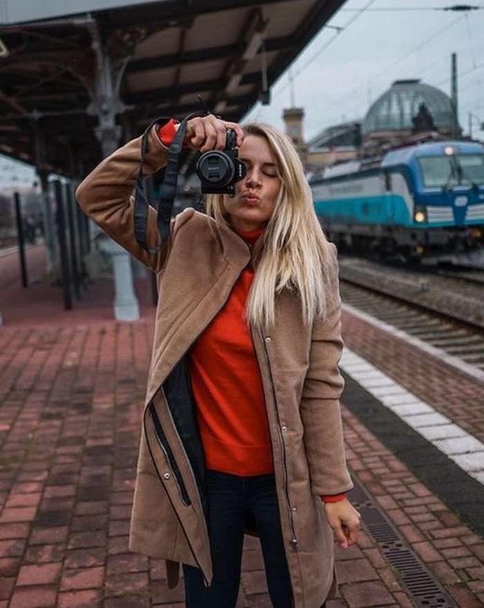 Adrienne Koleszar &8212; очаровательная сотрудница полиции (20 фото)