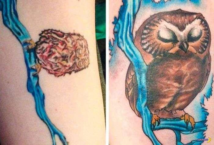 Татуировки на зависть - 105 - Перебитое