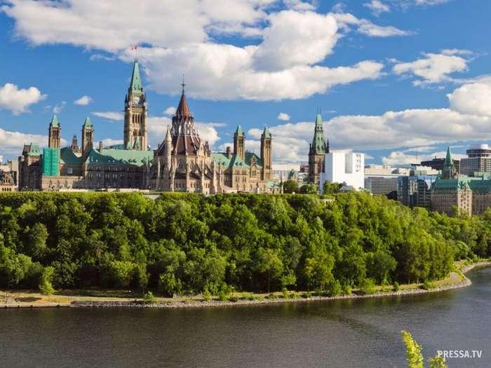 Самые известные канадские достопримечательности