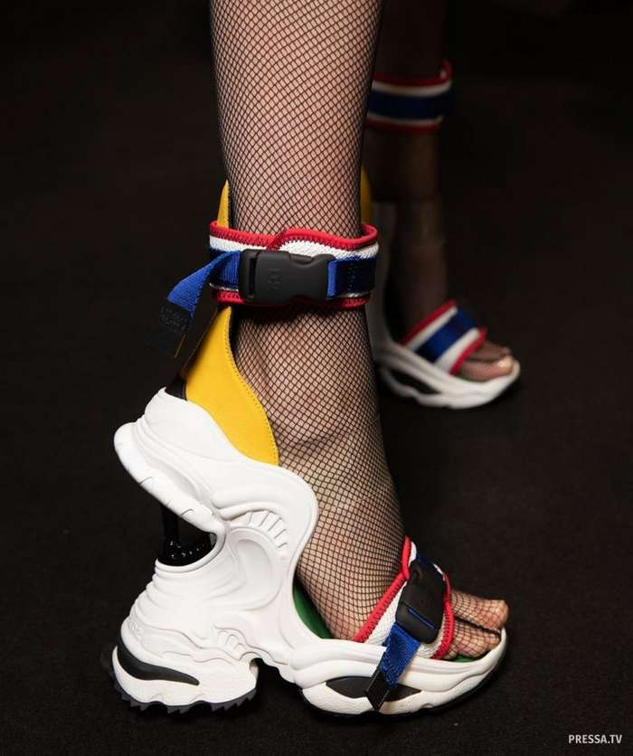 Мода озадачивает...