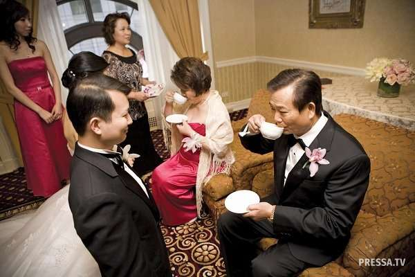 Топ 10: Самые странные свадебные традиции разных народов