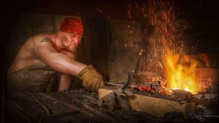 История производства железа и стали-6 фото + 3 видео-