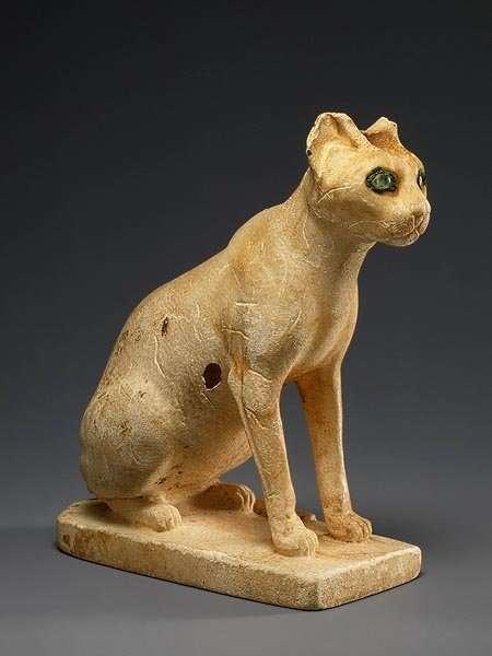 Смотрящие в вечность. откуда взялись кварцевые линзы в глазах изваяний древнего египта?-9 фото-