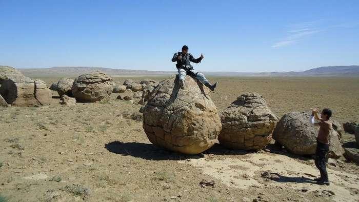 Каменные чудеса, или что такое конкреции-38 фото-