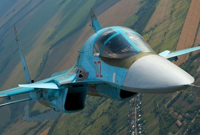 -Адский утенок-. Почему Су-34 признали самой грозной ударной машиной в мире-7 фото-