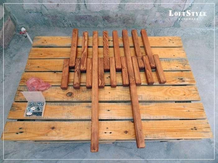 Складные садовые стулья из бруса своими руками-31 фото-