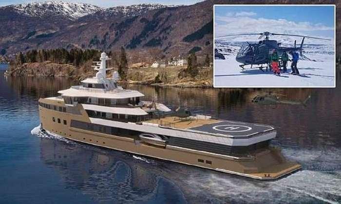 А вы мечтаете о личной яхте для приключений?-7 фото-
