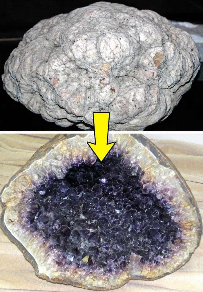 Как найти драгоценные камни иметаллы среди обычных булыжников ипыли