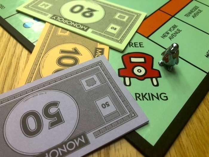 Любопытные факты об игре -Монополия-