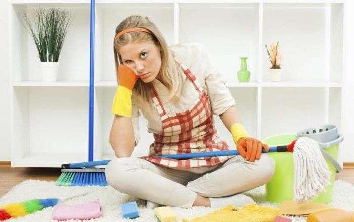 Ошибки, которые мешают быстро убрать в квартире