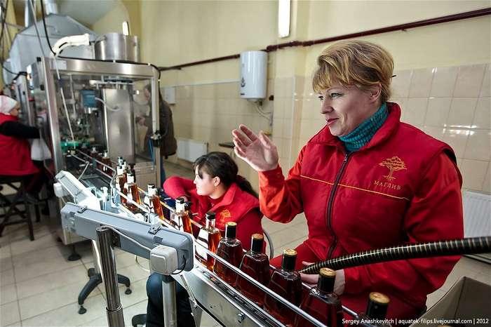 Как делают крымский коньяк