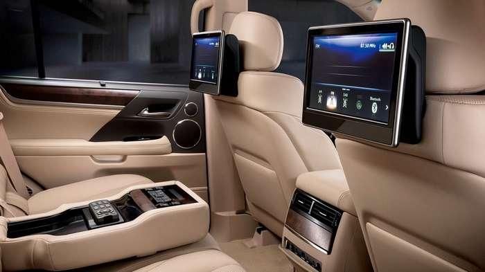 Роскошный Lexus LX 570