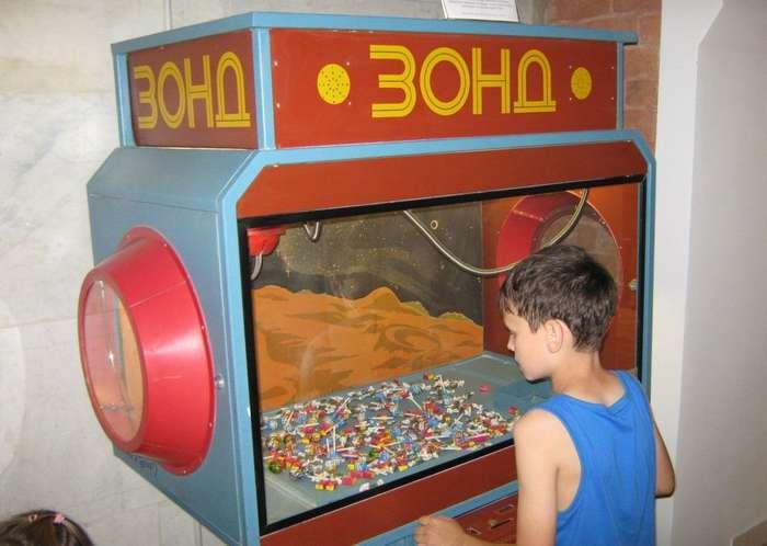Самые популярные советские игровые автоматы