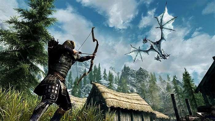 Десятка красивейших видеоигр