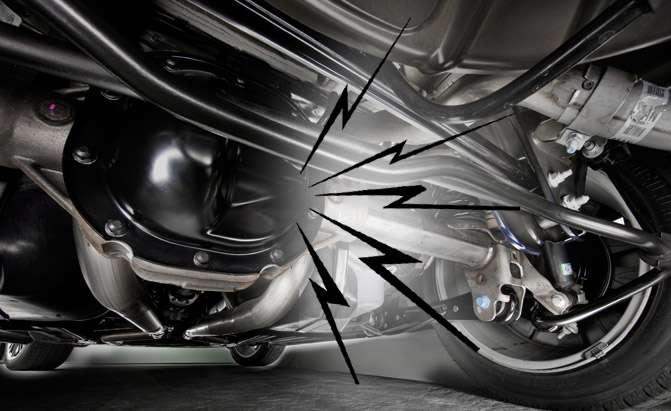 Шум в автомобиле, который сигнализирует о наличии проблемы