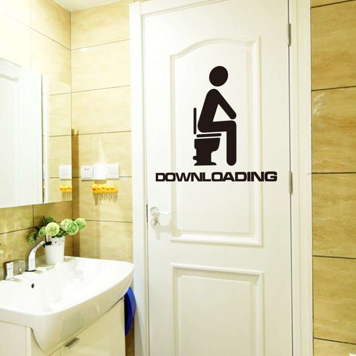Вместо М и Ж: 20 туалетных вывесок, с которыми точно не запутаешься, куда идти
