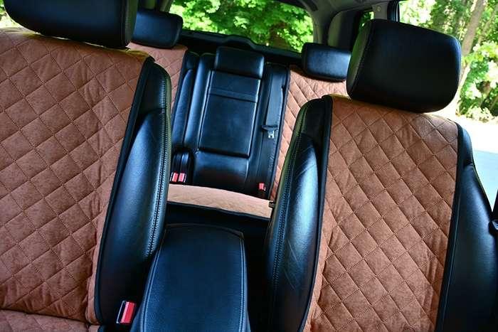 6 веских причин для того, чтобы отказаться от машины с кожаным салоном