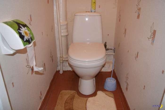 Мегажесть: лютая смерть в туалете
