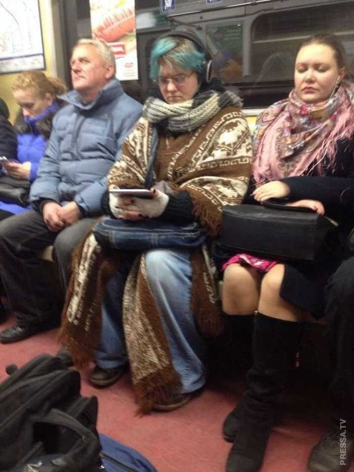 Чудаки из московского метрополитена