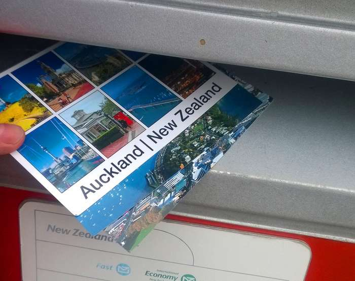 Как япроехал всю Новую Зеландию наминивэне инезаплатил заэто ницента