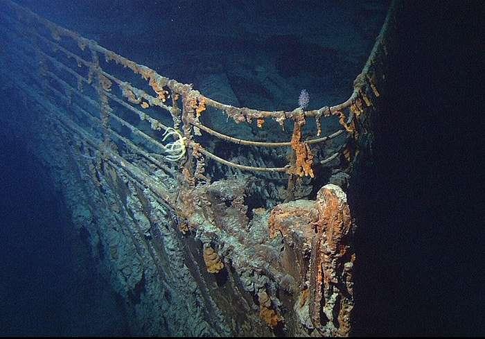 Какие сокровища хранятся на-Титанике- ипочему ихдосих пор неподняли наповерхность