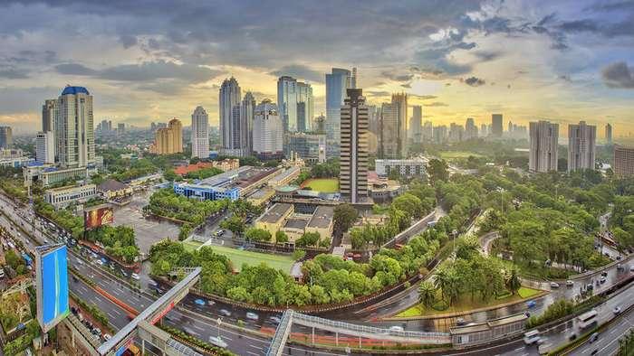 Любопытные факты о Джакарте &8211; крупнейшем городе Индонезии