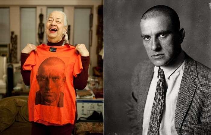 Американская дочь русского поэта Владимира Маяковского