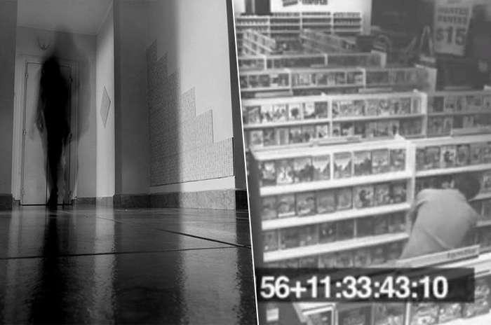 5 привидений, которых зафиксировала камера