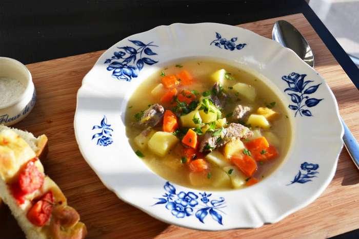 15 необычных национальных блюд Исландии