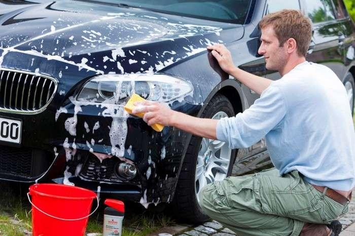 За мойку автомобиля на даче можно схлопотать штраф: так ли обстоят дела на самом деле