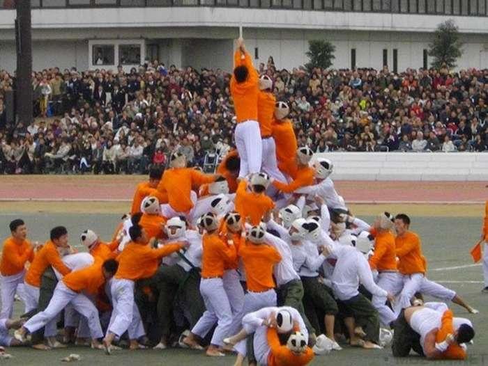 Самые странные спортивные состязания в мире