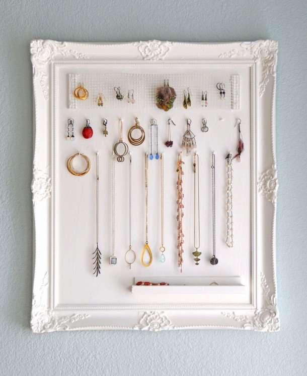Как хранить ювелирные украшения, чтобы они не терялись