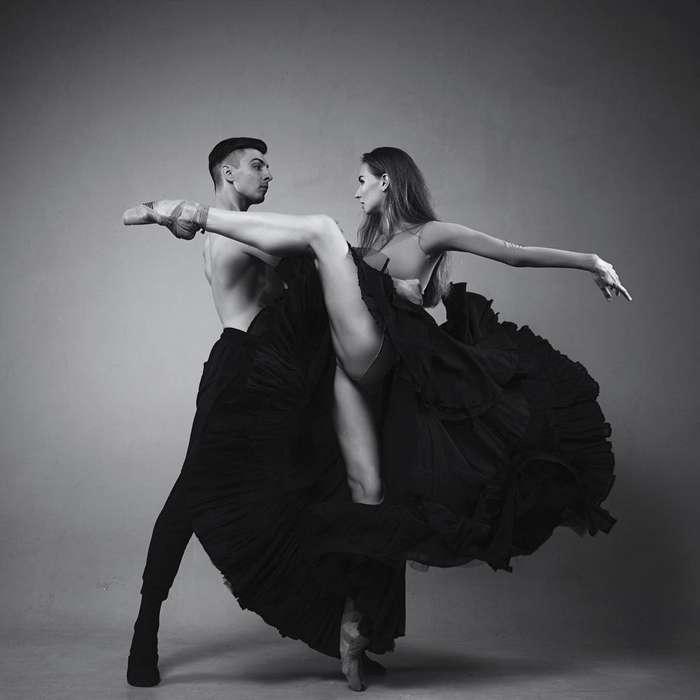 Красивые снимки русских балерин Ирины Яковлевой