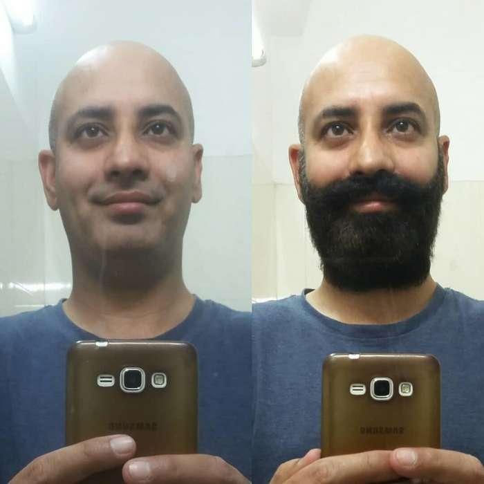 Вот почему некоторым мужчинам лучше никогда не сбривать бороду