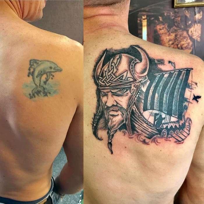 Как исправить ошибки молодости: 30 отличных тату-перекрытий