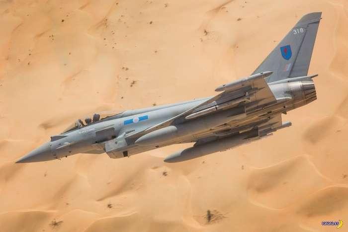 Фотоконкурс ВВС Великобритании
