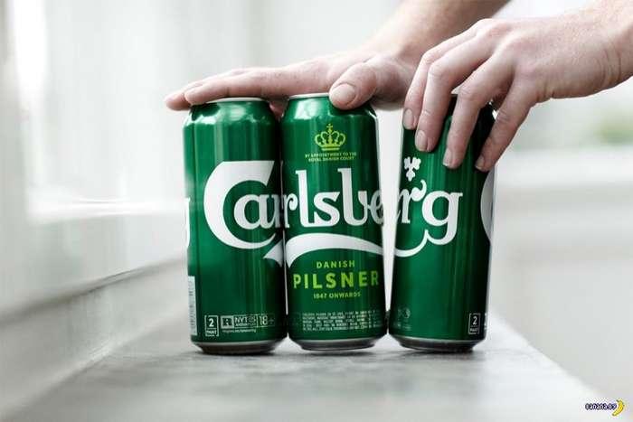 Стараниями Carlsberg планета спасена!