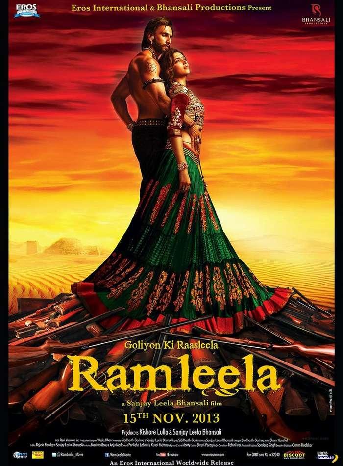 Лучшие постеры индийского кино 2018