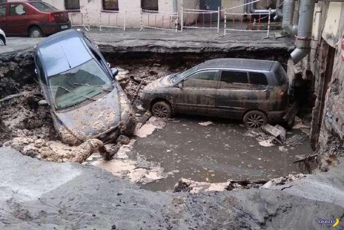 В Петербурге двое заживо сварились в кипятке
