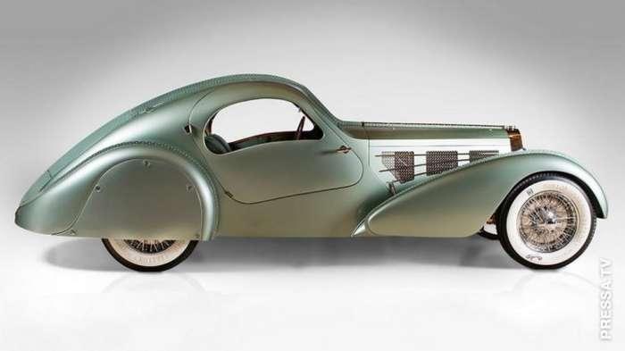 Топ 15: Самые странные автомобили в истории